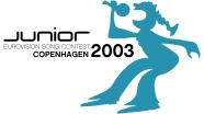 JUNIOR EUROVISION 2003 LOGO