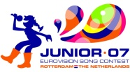 JUNIOR EUROVISION 2007 LOGO