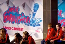 JUNIOR EUROVISION 2012 GENERIC