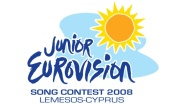 JUNIOR EUROVISION 2008 LOGO