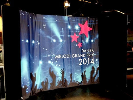 DENMARK 2014 ESC DANSK MELODI GRAND PRIX PRESS CONFERENCE