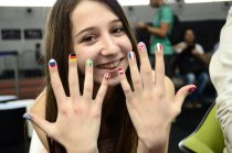 EUROVISION 2011 INTERNATIONAL NAILS