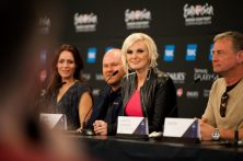 SANNA NIELSEN PRESS CONFERENCE