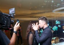 SERGEY LAZAREV SHOOTING VIDEO CLIP IN CRETE 04