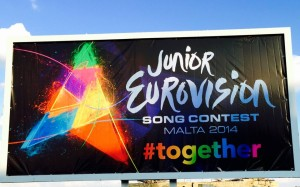 JUNIOR EUROVISION 2014 BANNER