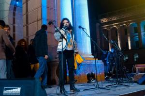 PHOTO: RUSLANA OFFICIAL FACEBOOK FAN PAGE