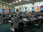 EUROVISION 2006 PRESS CENTER