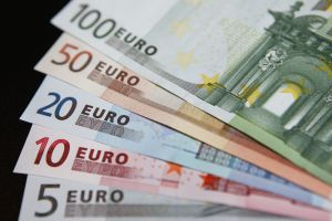 Money Euros Currency