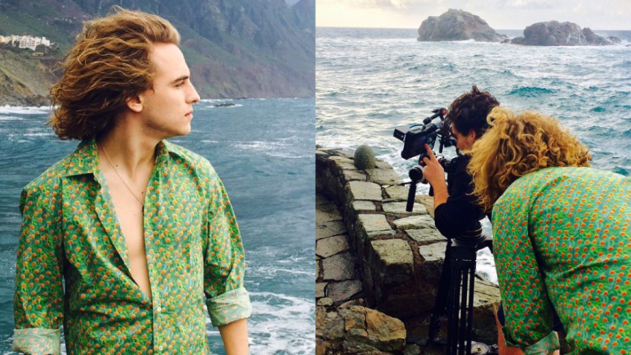 Spain 2017: Toñi Prieto to give explanations to the authorities while Manel films his clip in Tenerife