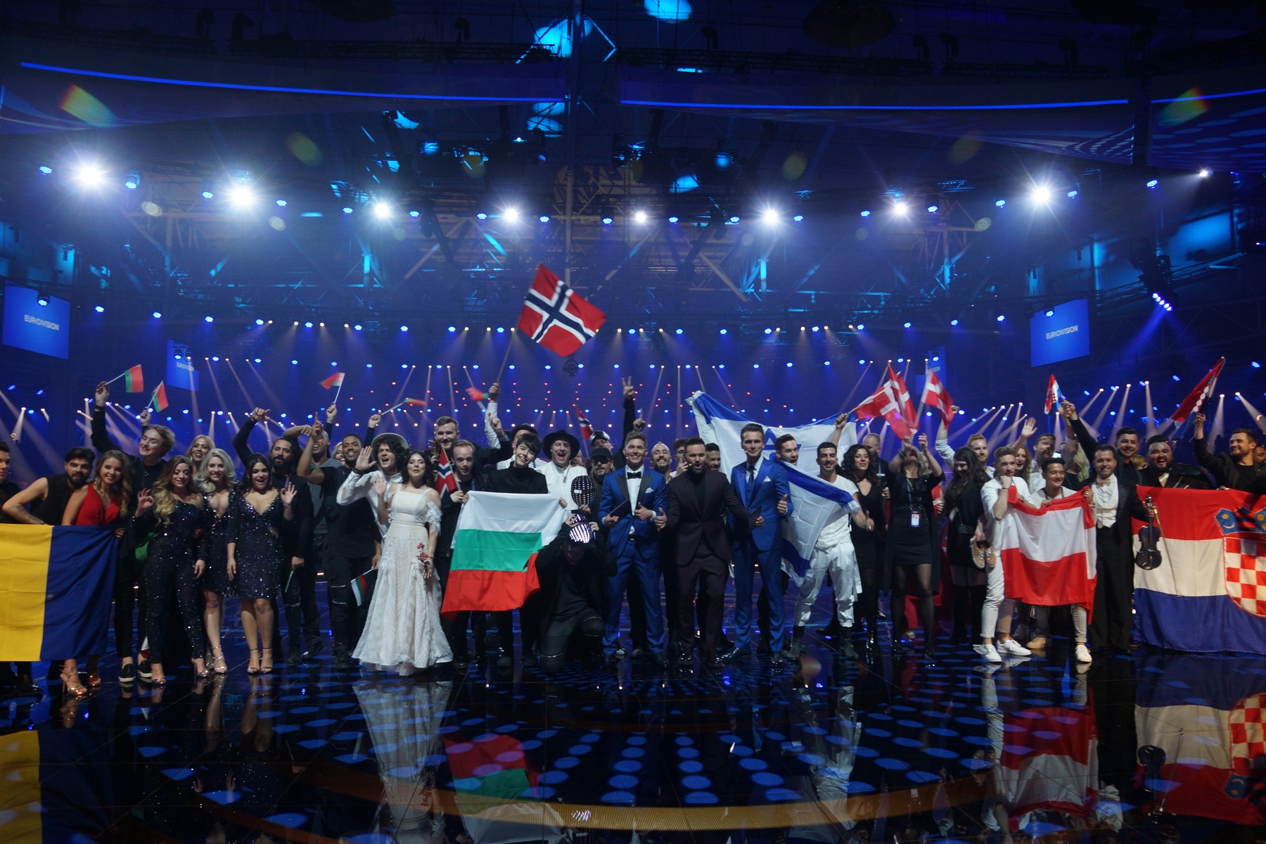 Poor but better than 2016, the 2017 Eurovision TV ratings in the US