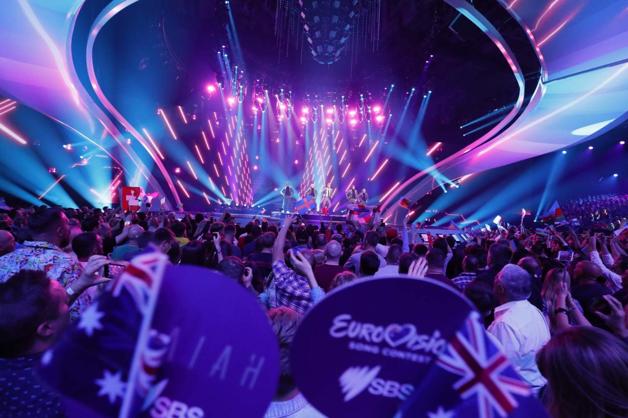 Eurovision 2017 semi finals and final watched by over 180 million viewers