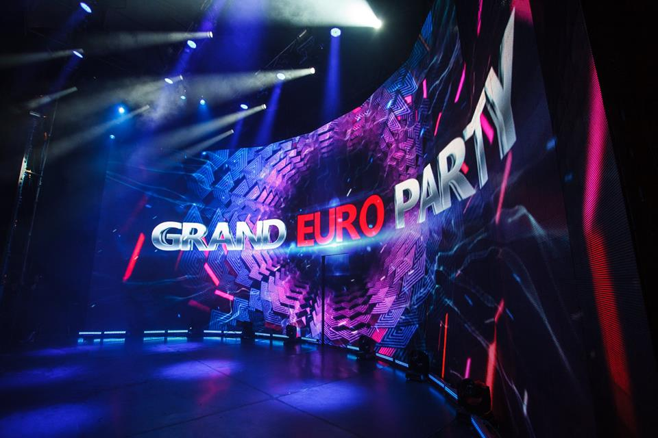 Throwback Grand Euro Party in Kyiv: video and photo impressions